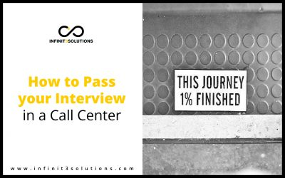 How to Pass your Interview in a Call Center