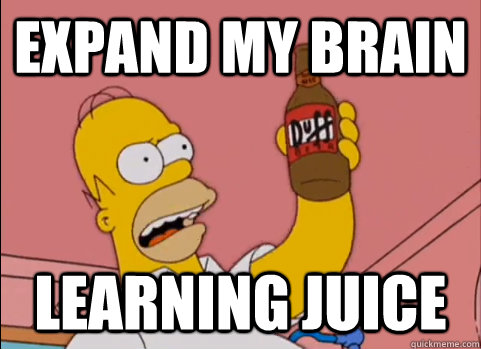 homer-learning-juice-BPO-training