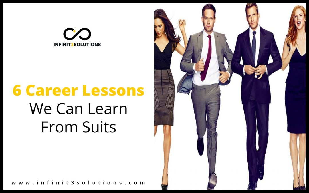 6 Career Lessons We Can Learn from Suits