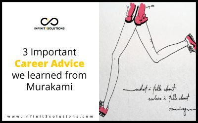 3 Important Career Advice We Learned From Murakami