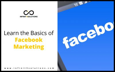 Learn The Basics of Facebook Marketing