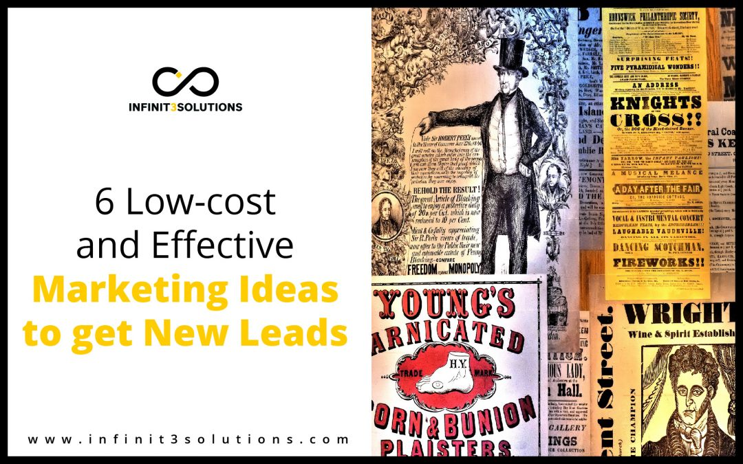 Effective Marketing Ideas