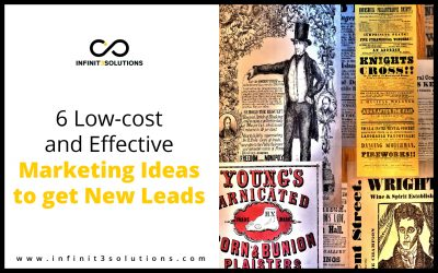 6 Low-Cost and Effective Marketing Ideas to Get New Leads