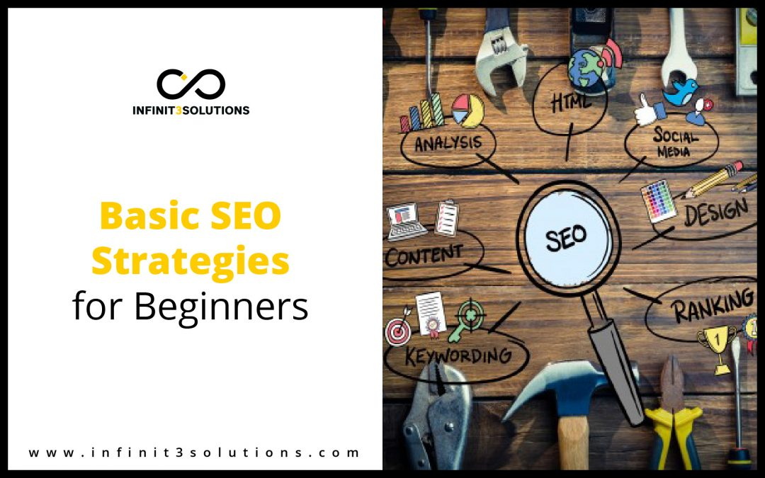Basic SEO strategies for beginners