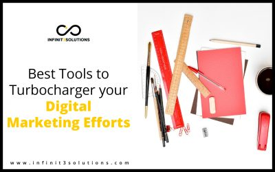 Best Tools to Turbocharge Your Digital Marketing Efforts