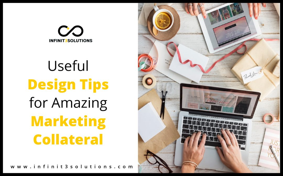 Design tips for Marketing Collateral