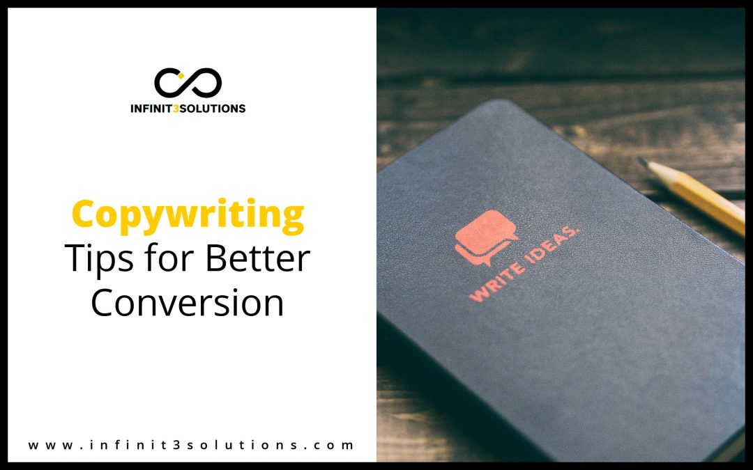Copywriting Tips for Better Conversion