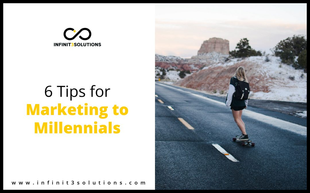 Tips for Marketing to Millennials