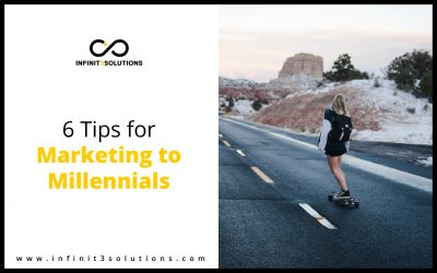 6 Tips for Marketing to Millennials