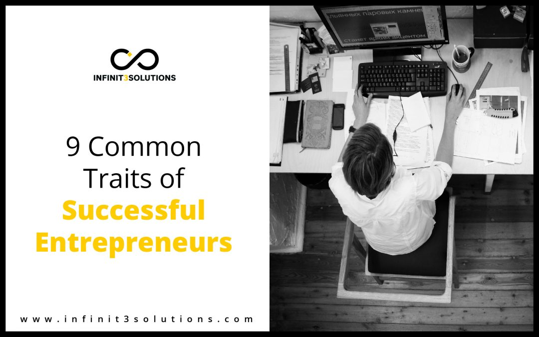 Common Traits of Successful Entrepreneur