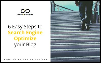 6 Easy Steps to Search Engine Optimize Your Blog