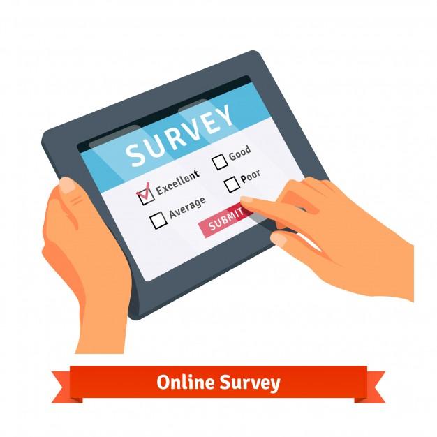 online-survey-on-a-tablet