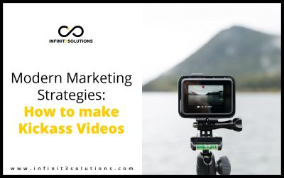 Modern Marketing Strategies: How to Make Kickass Videos