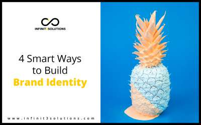 4 Smart Ways to Build Brand Identity