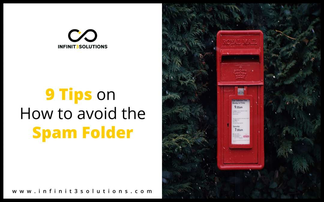 9 Tips on How to Avoid the Spam Folder