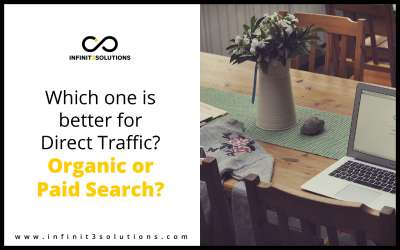 Which One is Better for Direct Traffic? Organic or Paid Search?