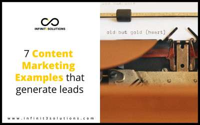 7 Content Marketing Examples that Generate Leads