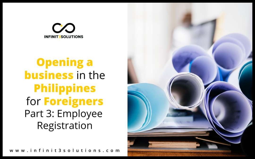 Opening A Business for Foreigners Part 3: SSS, Pag-Ibig and Philhealth