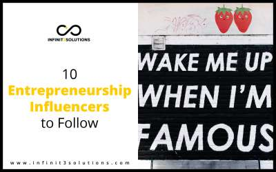 10 Entrepreneurship Influencers You Should Follow