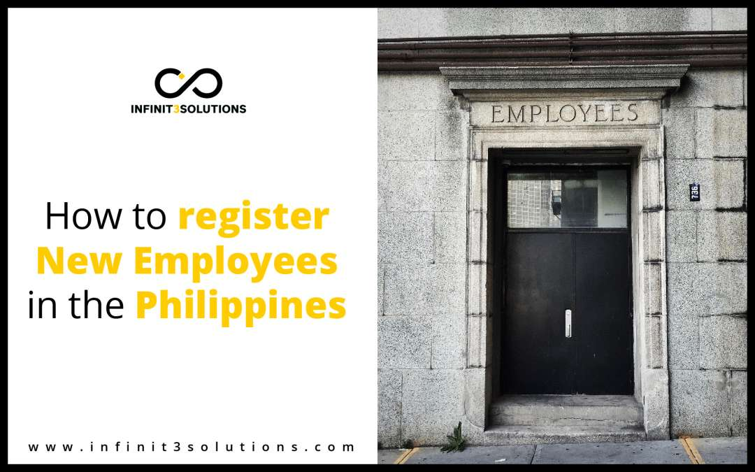 How To Register New Employees in the Philippines