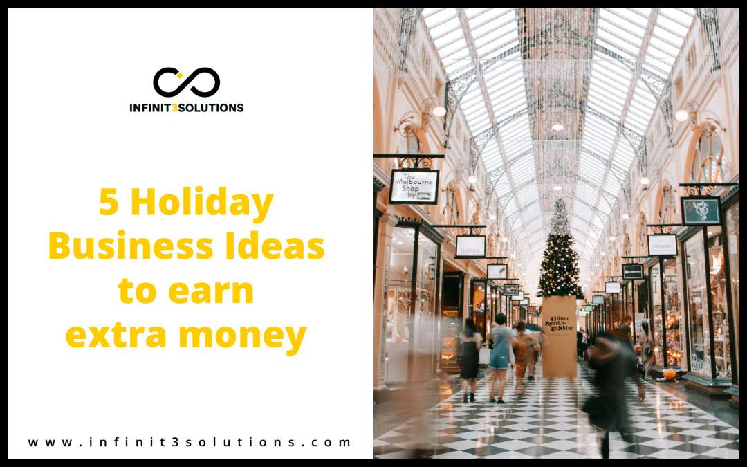 Holiday Business Ideas to earn extra money