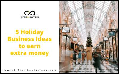5 Holiday Business Ideas to earn extra money