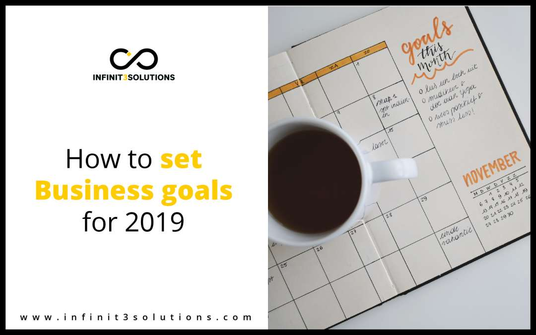 How to set business goals for 2019