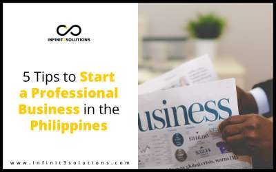 5 Tips to Start a Professional Business in the Philippines 2019