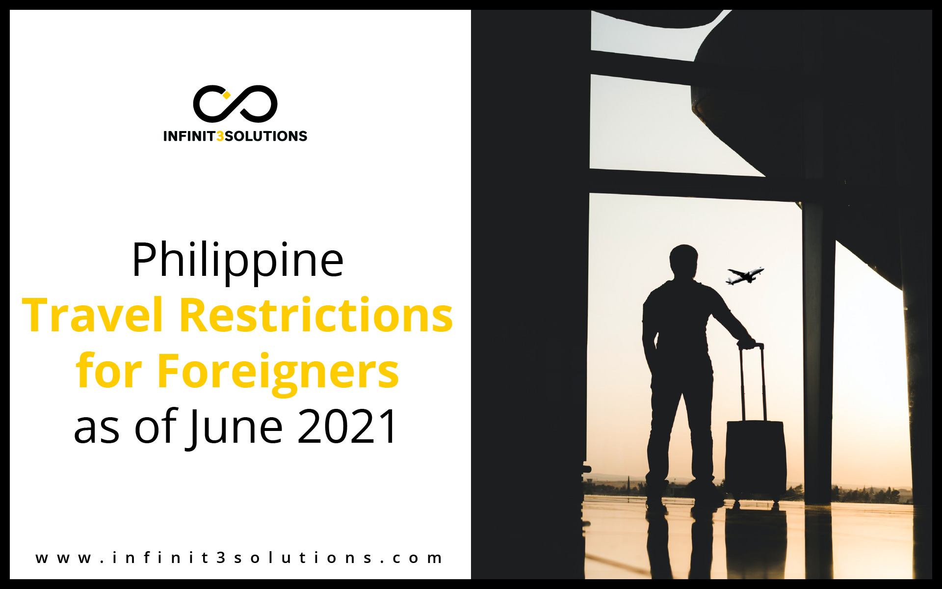 Foreigner Travel Restrictions in the Philippines